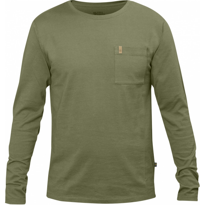 Övik Pocket T-Shirt LS