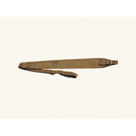 Kožený remeň na zbraň 115 cm