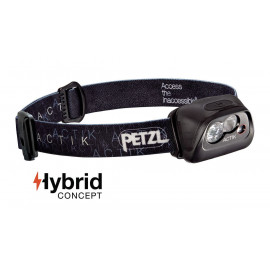 Petzl Actik CORE Black