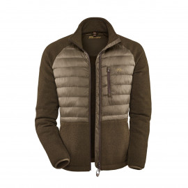 Bunda Blaser Hybrid Fleece Jacke