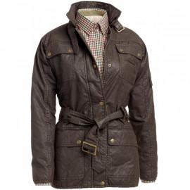Dámsky Kabát Oiler Quilt