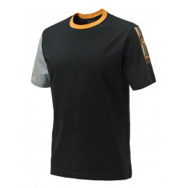 Tričko Beretta Victory Corporate, čierno-oranžové