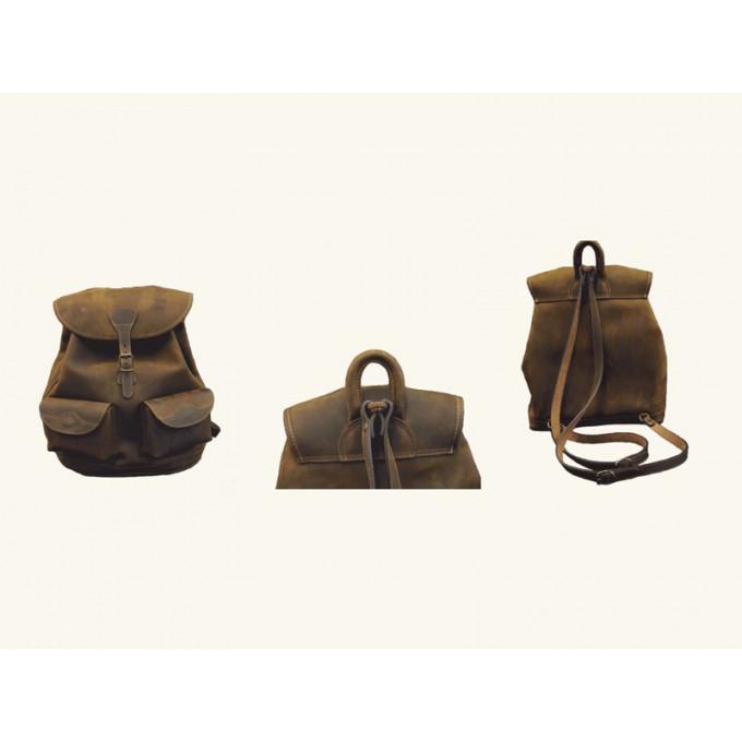 Artipel Kožený batoh
