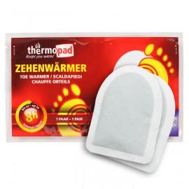 Thermopad ohrievače prstov na nohách