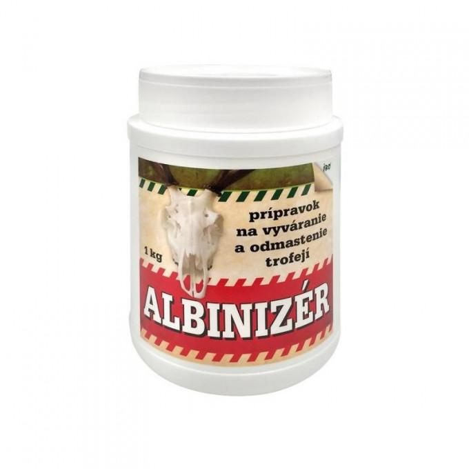 ALBINIZER - prípravok na vyváranie a odmasťovanie trofejí 1000g