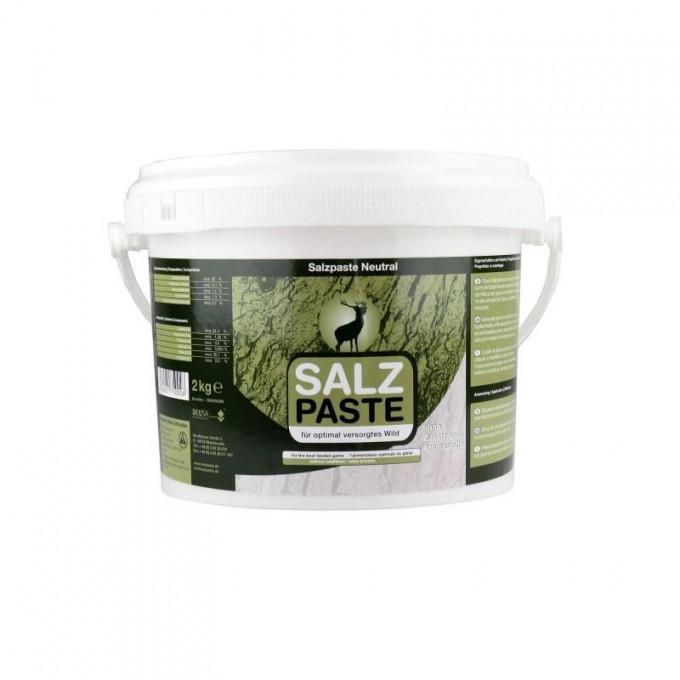 Soľná pasta neutrál - 2kg vedierko