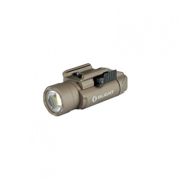 Svietidlo OLIGHT PL-2 Valkyrie na zbraň 1200 lm - Desert