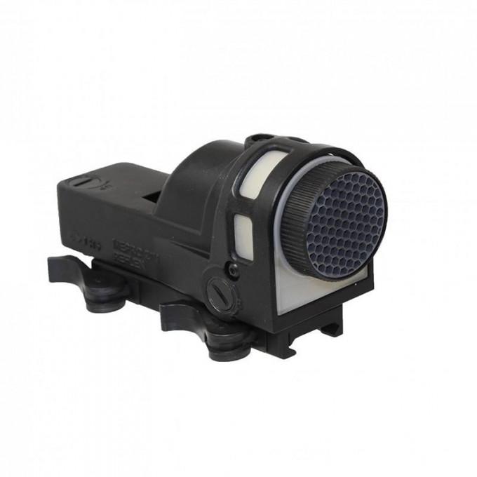 MEPROLIGHT M21 polarizer + flashguard