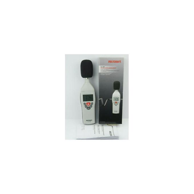 Zvukomer VOLTCRAFT SL-100 30 - 130 dB 31,5 Hz - 8 kHz